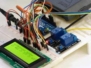 Arduino Bot Shop Circuit Board